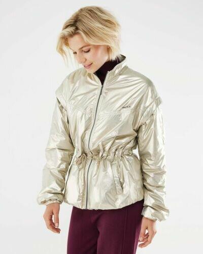 Wind Jacket Sand Metallic