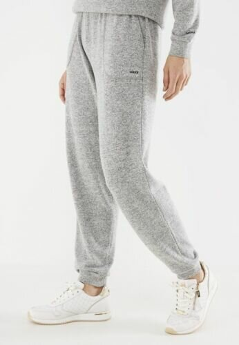 Mexx Knitted Sweatpants Grey Melee