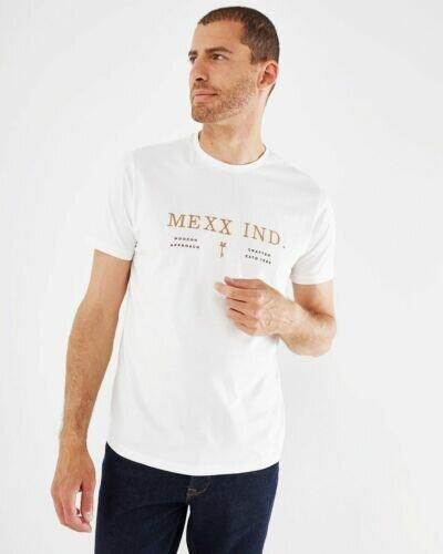Mexx T-Shirt SS Off white