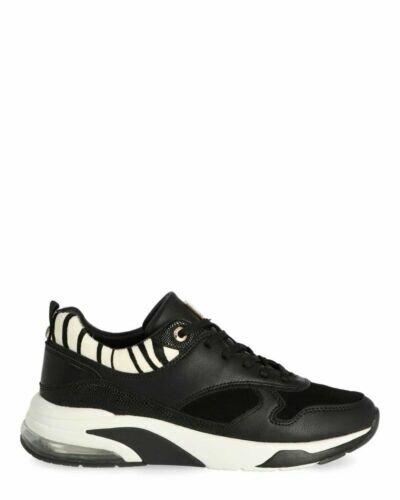 Sneakers Flo Black/White