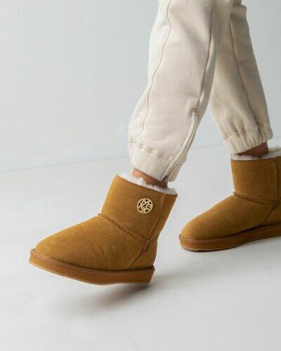 Mexx Ankle boot Hebony chestnut