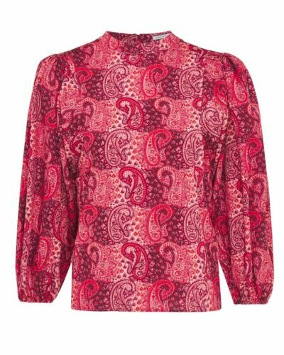 Mexx Blouse Printed Red