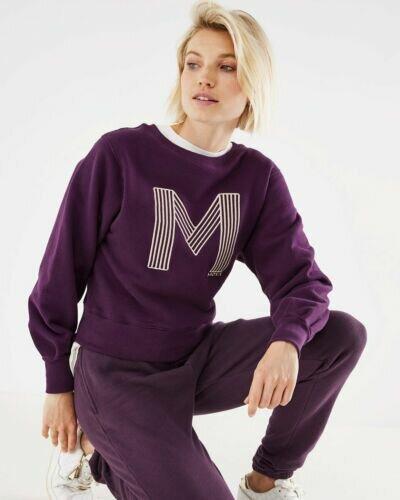 mexx sweater purple