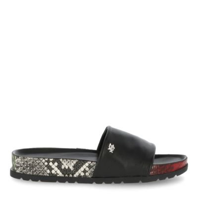Slippers-Eshaan-Black