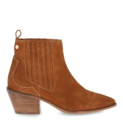 Ankle-boot-Elvis-Cognac