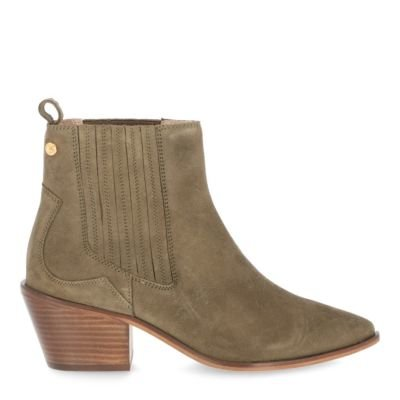 Ankle-boot-Elvis-Khaki