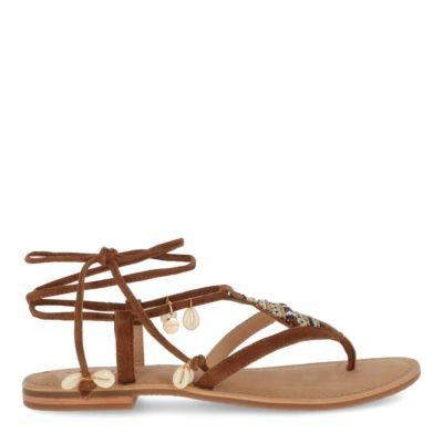 Sandal-Elia-Brown