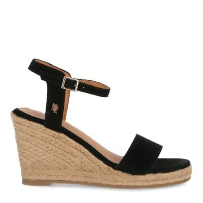 Espadrille-Estelle-Black