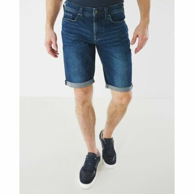 Denim Shorts Dark Used