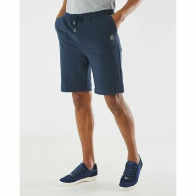 Knit Shorts Navy