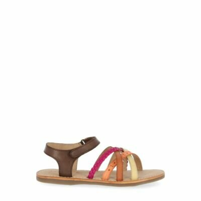 Mexx Sandal Giany Dark Brown