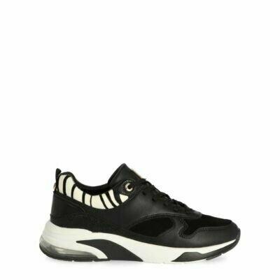 Sneaker-Flo-Schwarz/Weiß