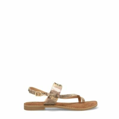 Sandal-Gerona-White/Black