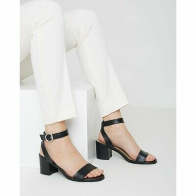 Mexx Heeled Sandal Gianella Black