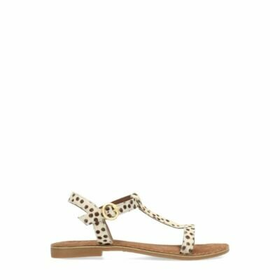 Sandal-Gabiano-Off-white/Black