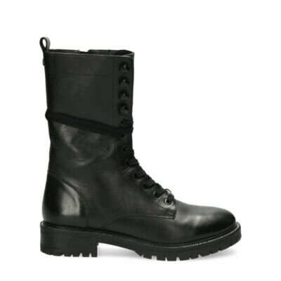 Bikerboot-Dena-Black