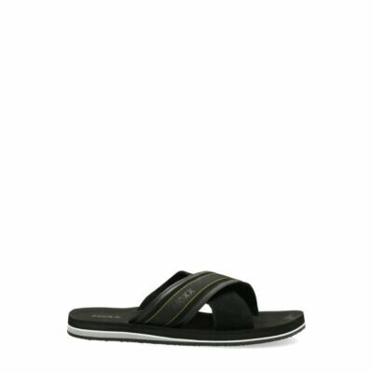 Sandal-Gyvano-Black