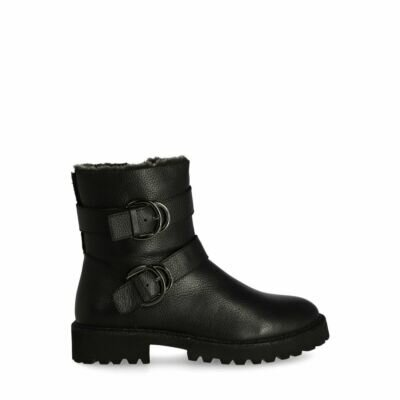 Bikerboot-Flexi-Black