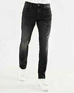 Mexx LOGAN Denim Jeans Black Used