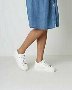 Sneaker Elke White
