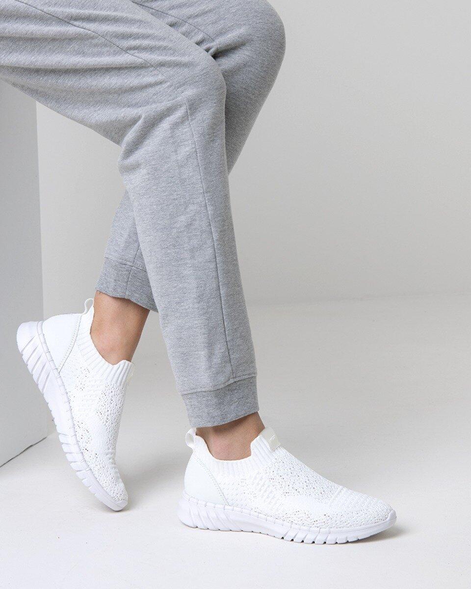 Sneaker Grace Weiß