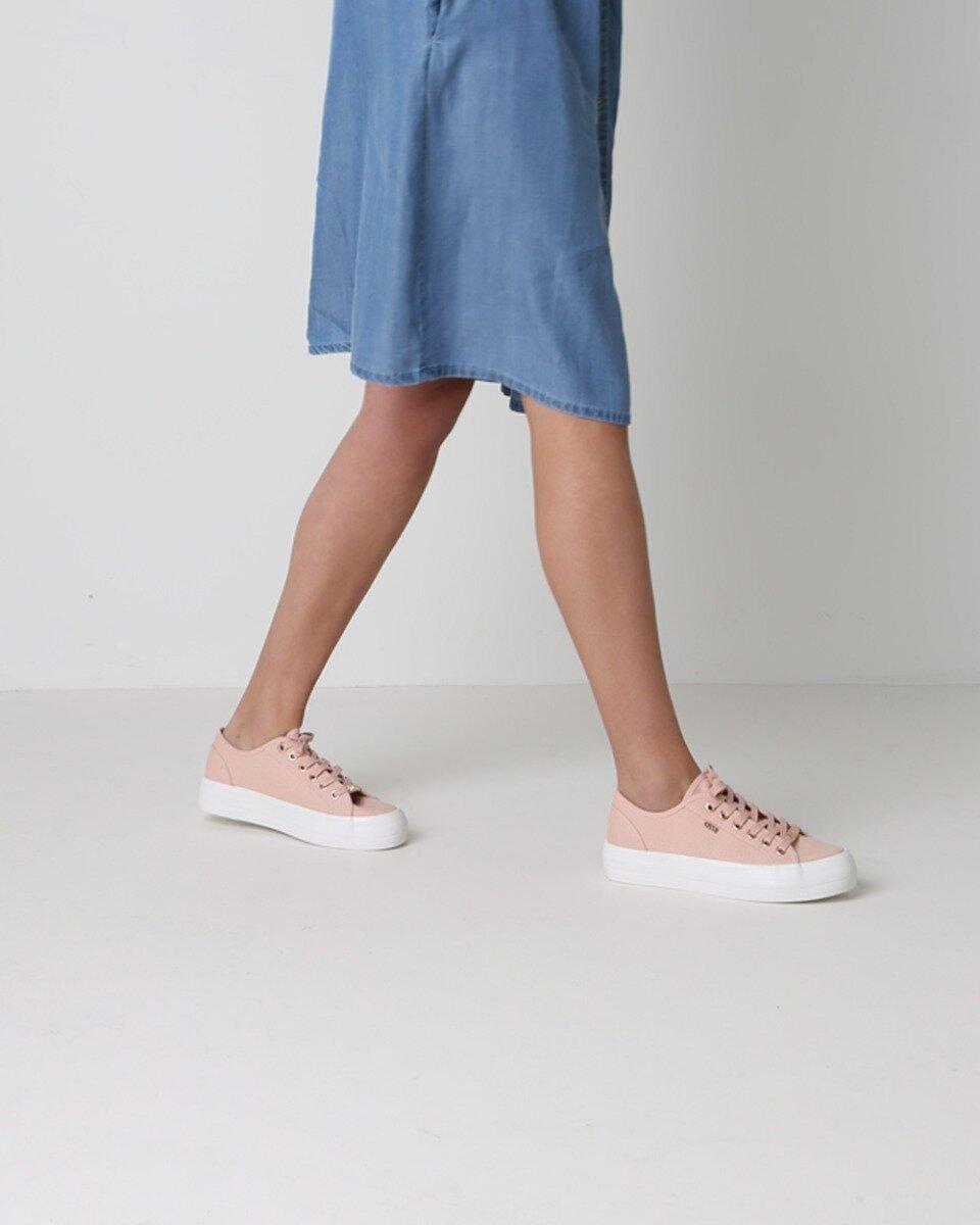 Sneaker Elke Oud Roze