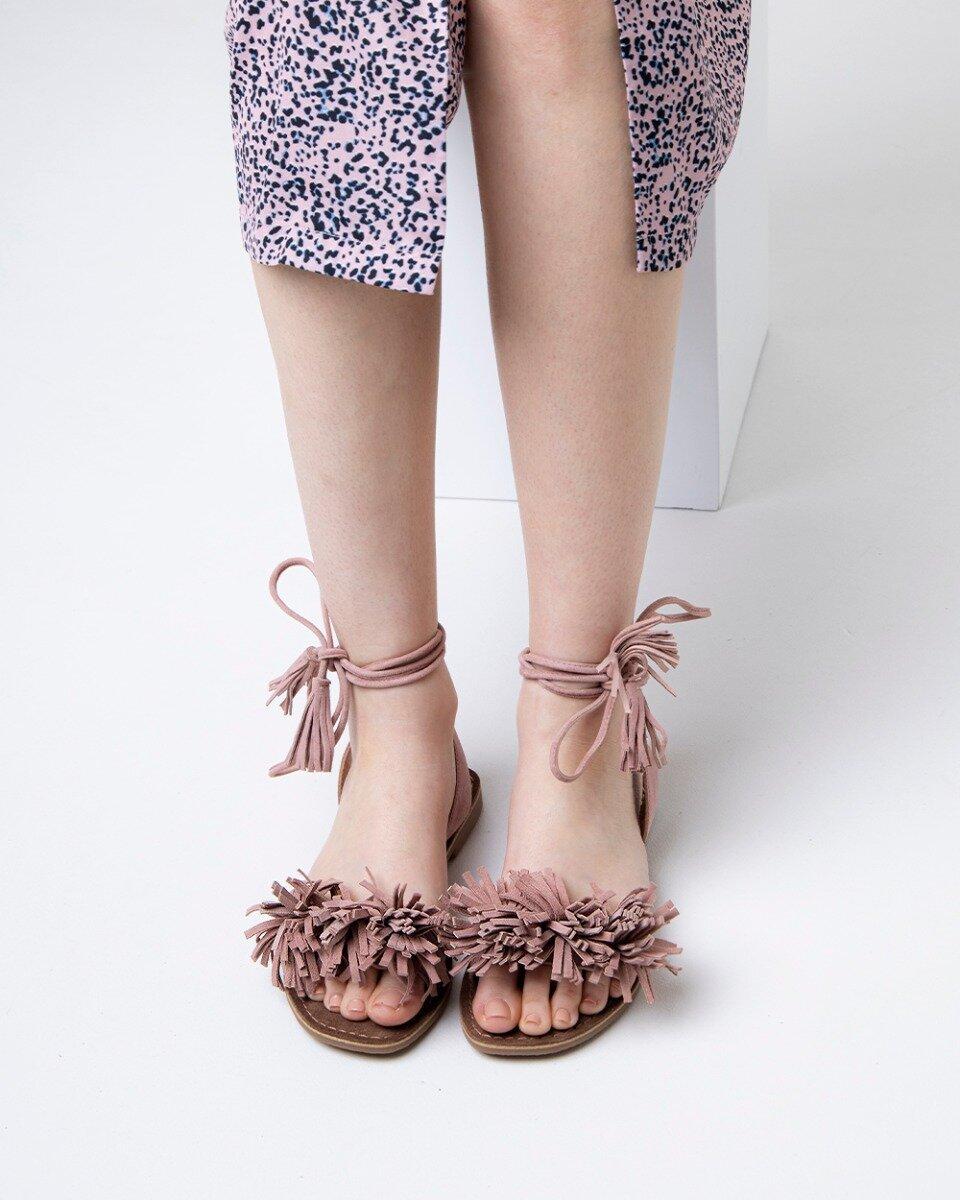 Sandaal Gorgeous Roze