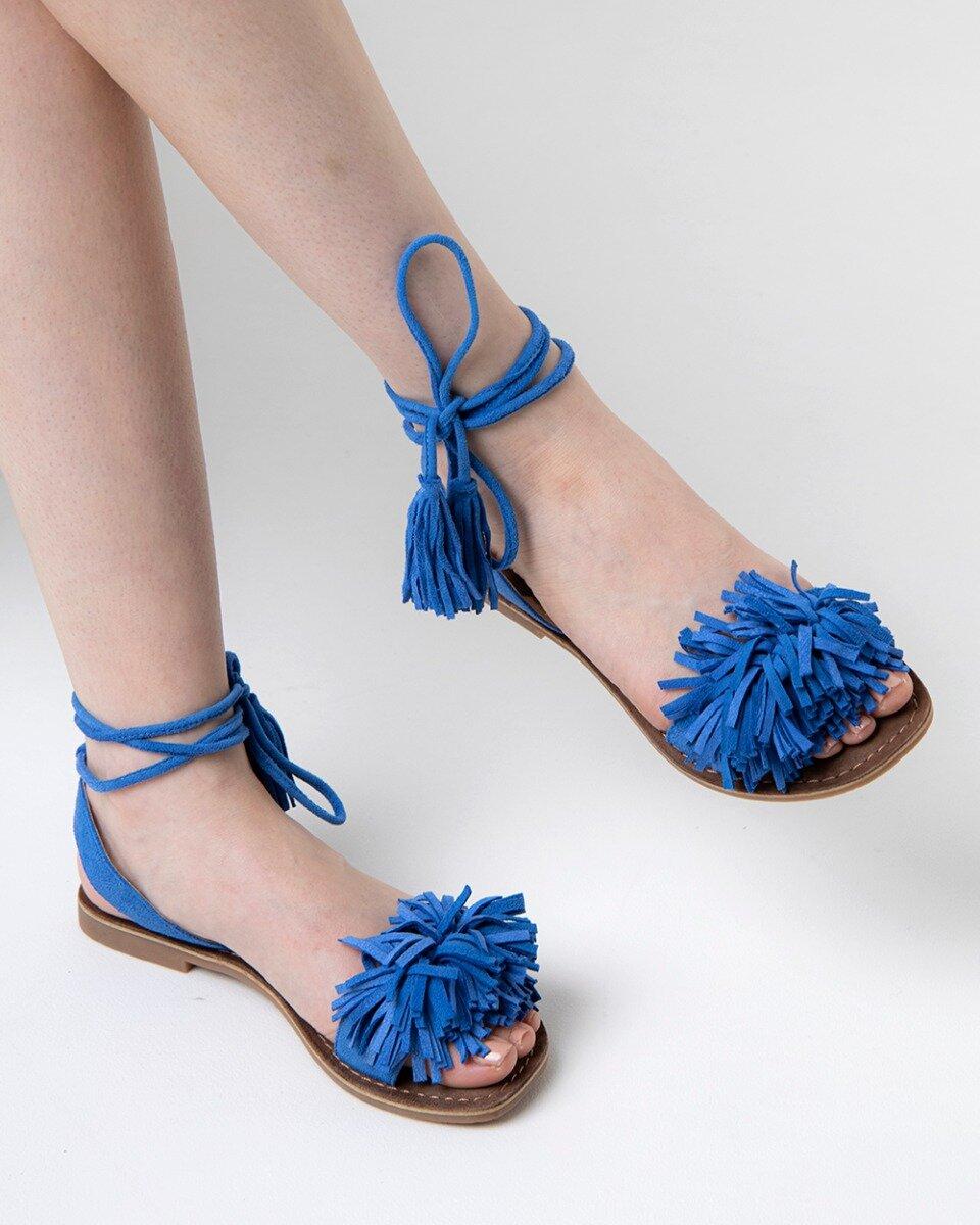 Sandaal Gorgeous Blauw