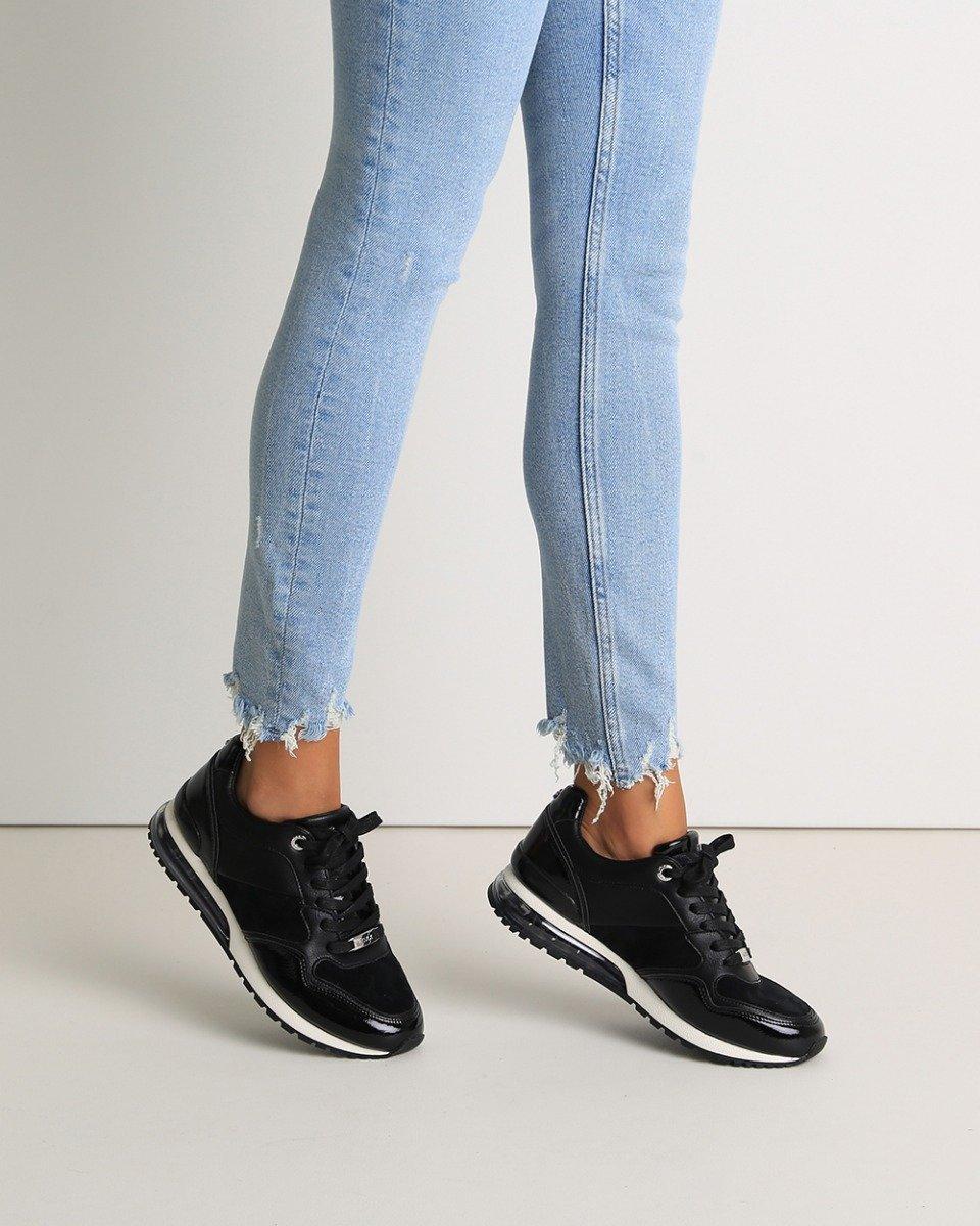 Sneaker Eefje Zwart