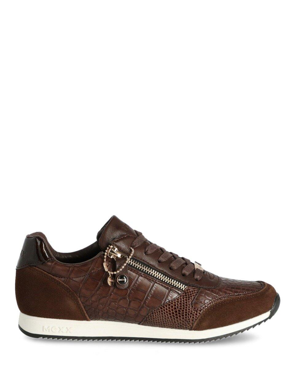 Sneaker Federica Bruin