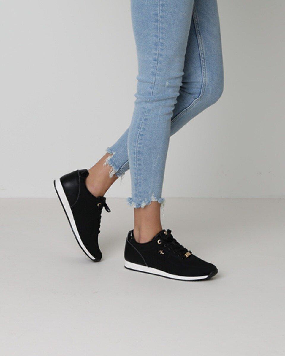 Sneaker Glare Schwarz