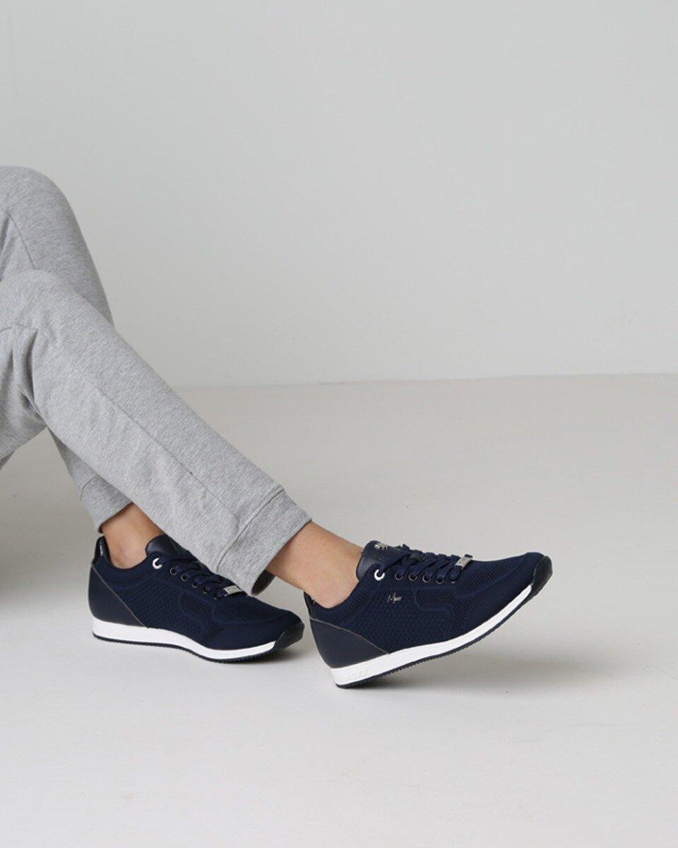 Sneaker Glare Donkerblauw