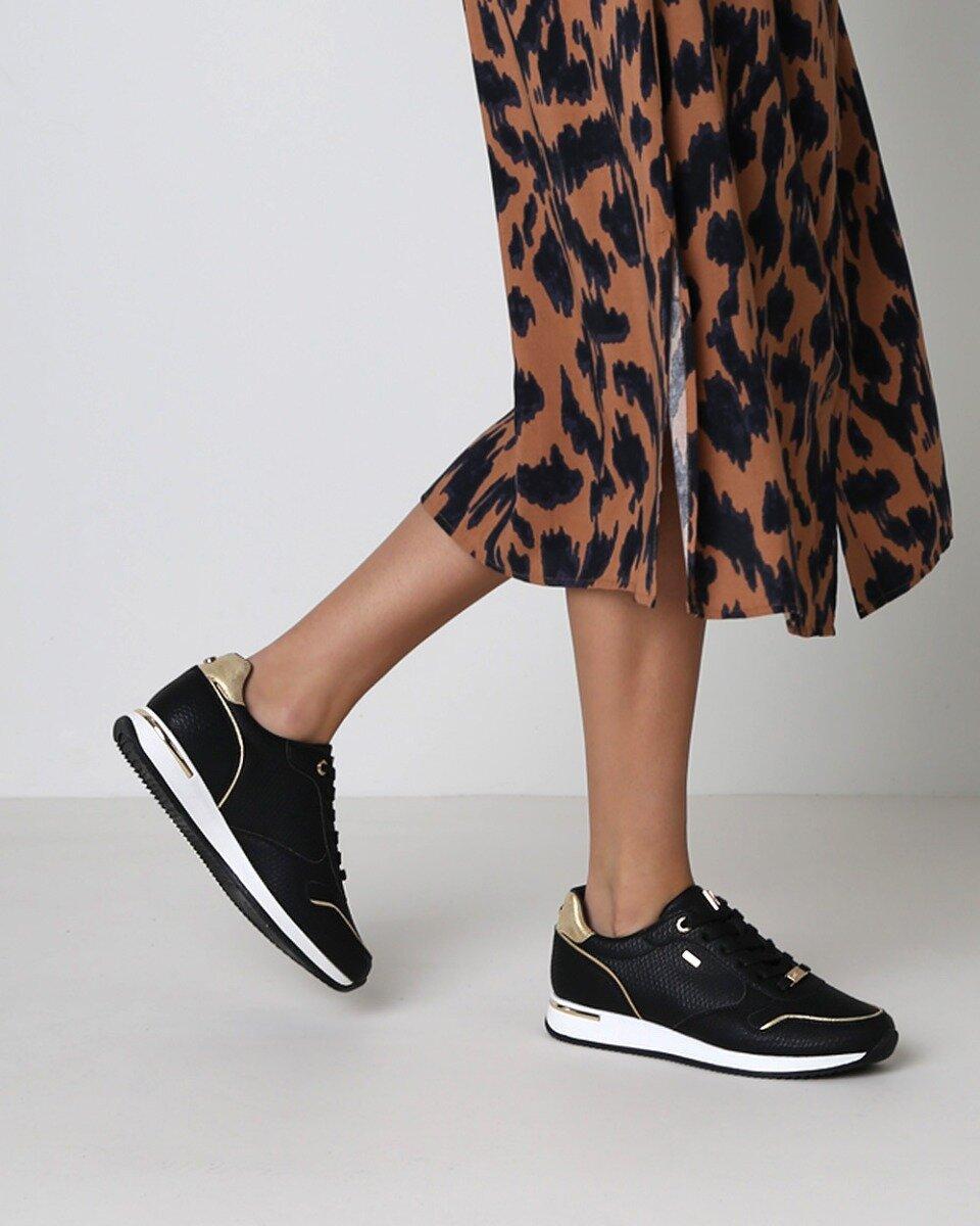 Sneaker Eke Zwart