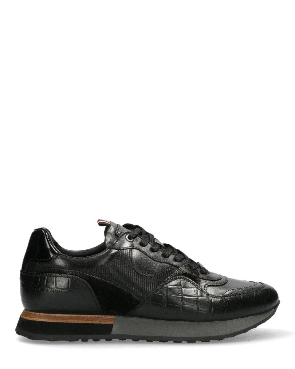 Sneaker Fuoco Zwart