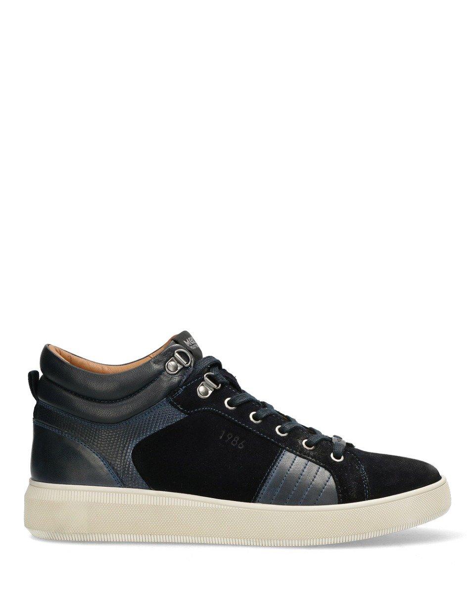 Sneaker Frankie Blauw