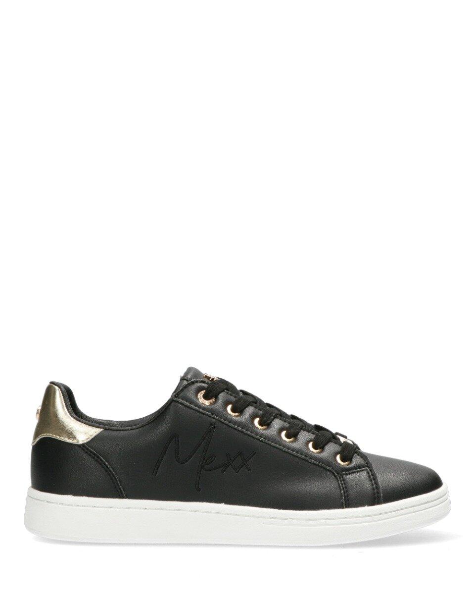 Sneaker Glib Zwart/Goud