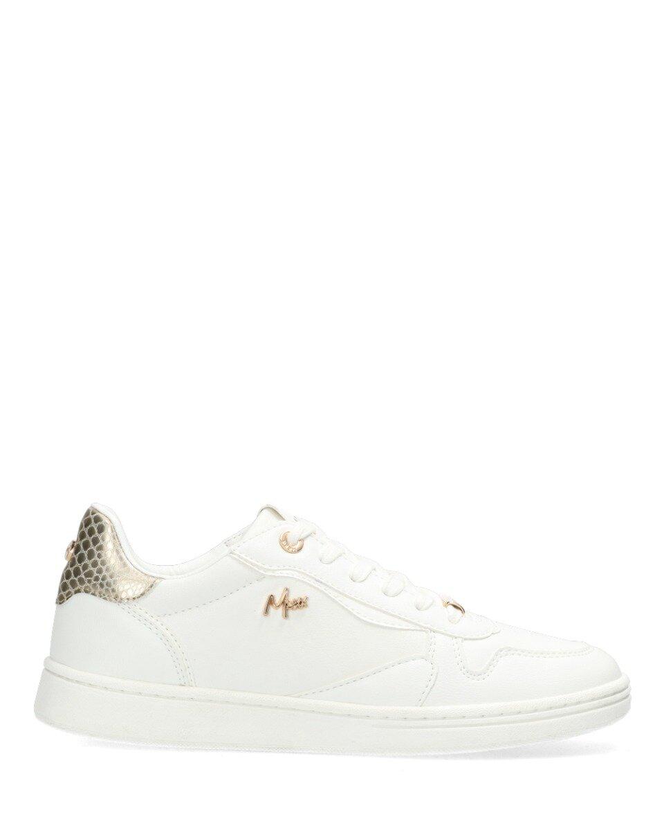 Sneaker Giselle Wit/Goud