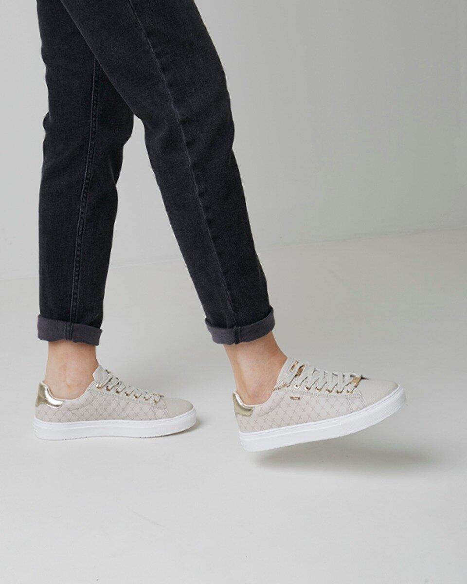 Sneaker Crista Zand