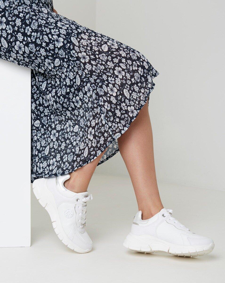 Sneaker Geraldine White