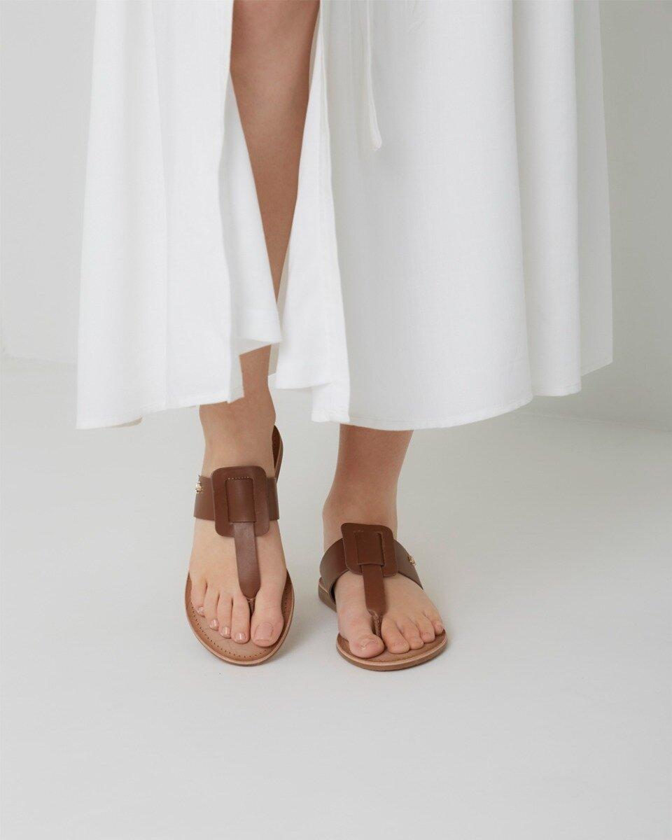 Sandal Gavia Bruin