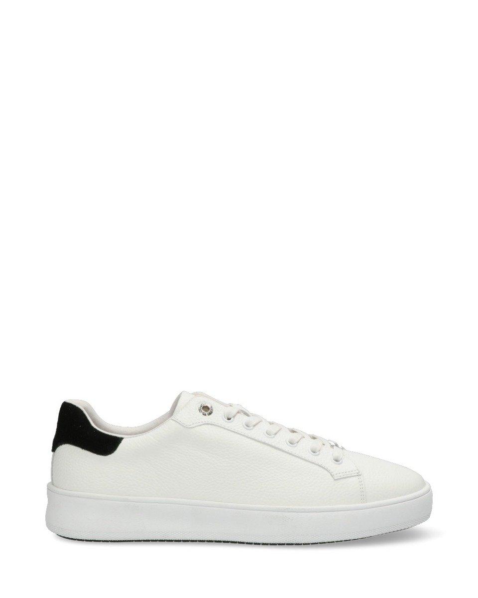 Sneaker Eliott Wit/Zwart