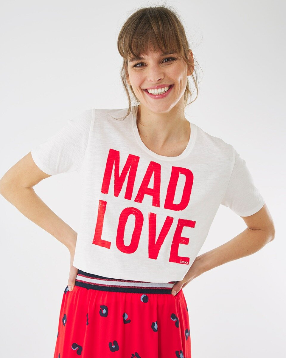 T-shirt Mad Love